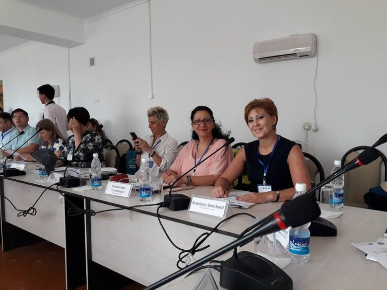 Workshop in Issykkul State University and Bishkek Academy of Finance within EurDiQ project