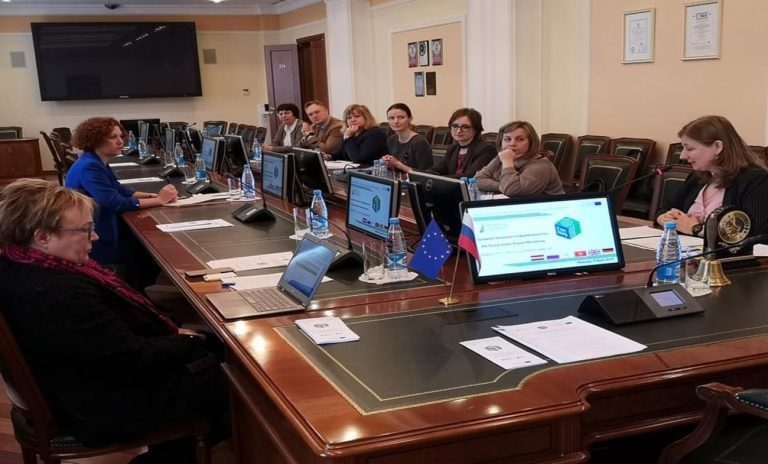 EURDIQ PROJECT MONITORING AT FINANCIAL UNIVERSITY, MOSCOW