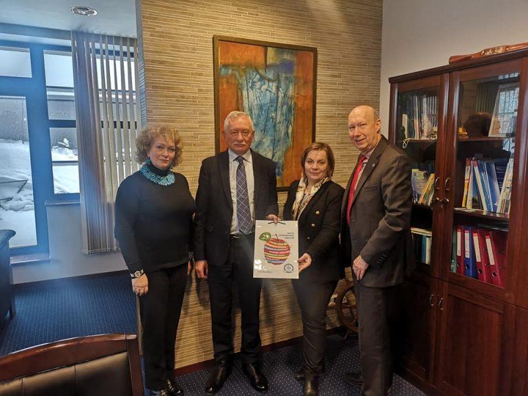 EURDIQ PROJECT QUALITY ASSURANCE MEETING, BALTIC INTERNATIONAL ACADEMY, RIGA